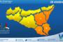 Emessa allerta meteo arancione su parte della Sicilia orientale per giovedì 28 ottobre 2021