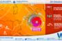 Sicilia, il ciclone Apollo si avvicina venerdì: attese piogge persistenti e forti venti.