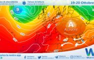 Sicilia: locale instabilità a inizio settimana. Aumento termico in vista?