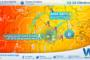 Sicilia, peggiora mercoledì: arriva una perturbazione invernale. Crollo delle temperature.