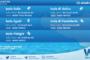 Sicilia, isole minori: condizioni meteo-marine previste per mercoledì 13 ottobre 2021