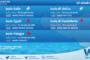 Sicilia, isole minori: condizioni meteo-marine previste per giovedì 14 ottobre 2021