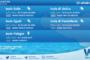 Sicilia, isole minori: condizioni meteo-marine previste per venerdì 15 ottobre 2021