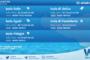 Sicilia, isole minori: condizioni meteo-marine previste per venerdì 22 ottobre 2021