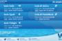 Sicilia, isole minori: condizioni meteo-marine previste per domenica 24 ottobre 2021