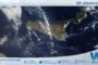 Emessa allerta Meteo arancione su Sicilia occidentale per martedì 05 ottobre 2021. Gialla altrove.