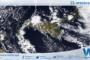 Sicilia: immagine satellitare Nasa di venerdì 15 ottobre 2021