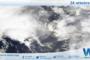Sicilia: immagine satellitare Nasa di domenica 24 ottobre 2021