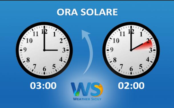 Lancette indietro di un'ora. Sta per tornare l'ora solare: ecco quando.