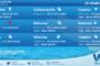 Sicilia: condizioni meteo-marine previste per venerdì 15 ottobre 2021