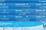 Sicilia: condizioni meteo-marine previste per giovedì 21 ottobre 2021