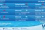 Sicilia: condizioni meteo-marine previste per domenica 24 ottobre 2021