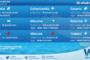 Sicilia: condizioni meteo-marine previste per giovedì 28 ottobre 2021