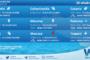 Sicilia: condizioni meteo-marine previste per venerdì 29 ottobre 2021