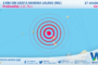Sicilia: scossa di terremoto magnitudo 2.5 nei pressi di Santa Marina Salina (ME)