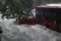 Catania: alluvione e traffico in tilt (VIDEO)